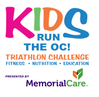 Kids Run the OC Triathlon Challenge Logo
