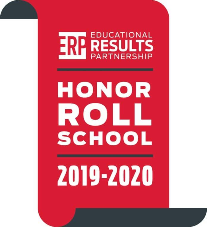 ERP Honor Roll 2019-2020 Logo