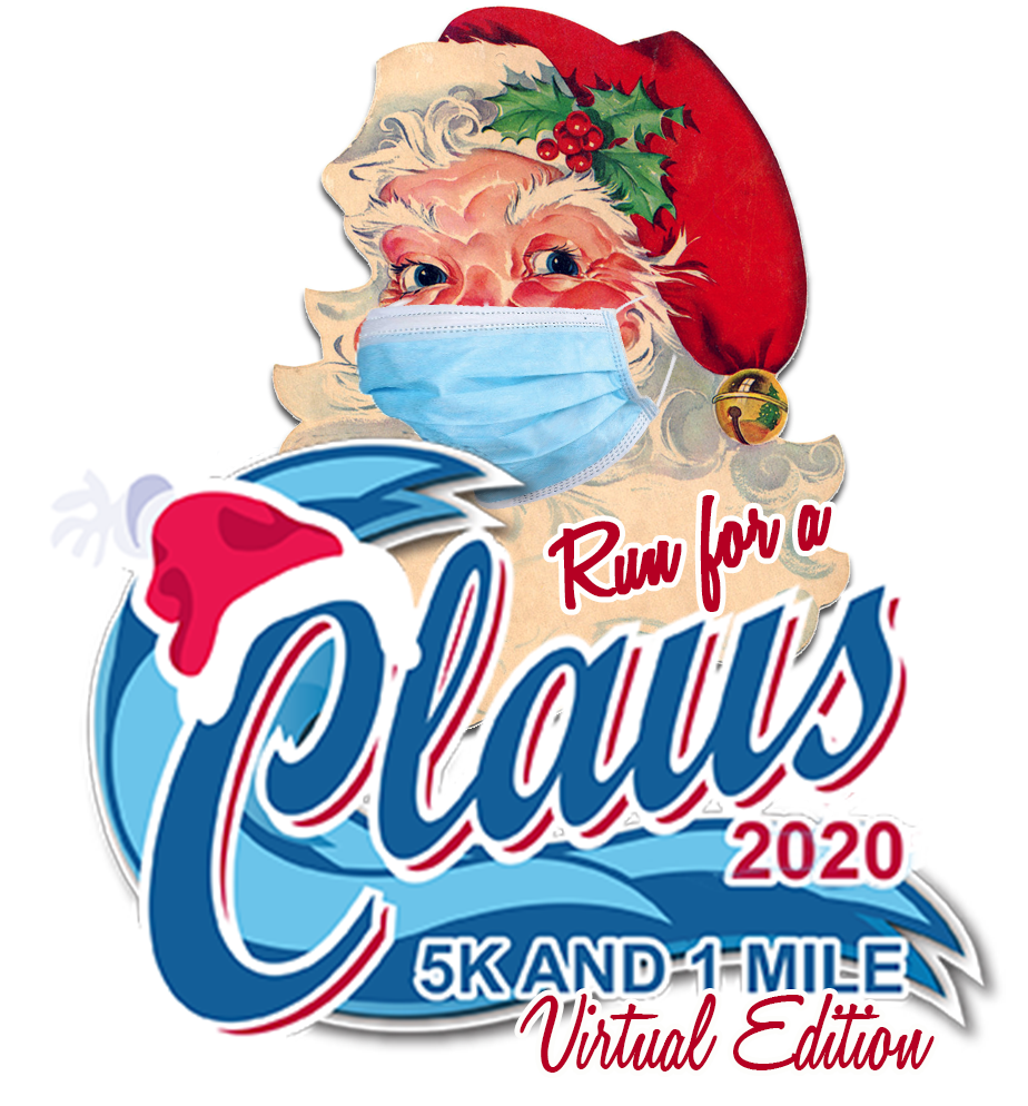 Run for a Claus 2020 Logo